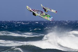 PWA Wave Windsurfing in Gran Canaria 2011
