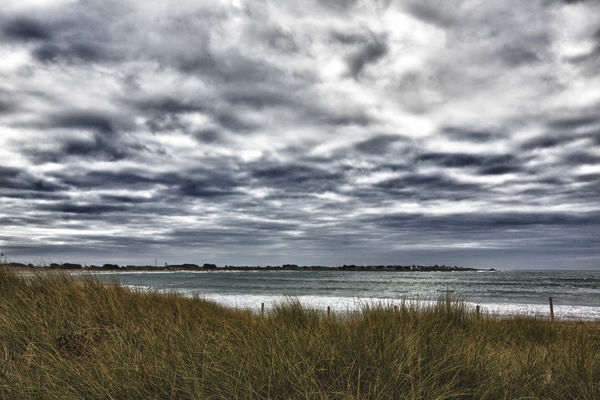 The Clouds Roll in at La Torche