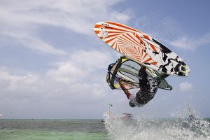 PWA Freestyle Windsurfing Aruba 2011