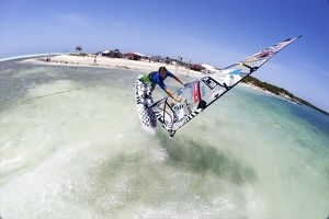 PWA Freestyle Windsurfing Bonaire 2011