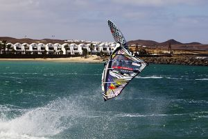 PWA Freestyle Windsurfing Lanzarote 2011