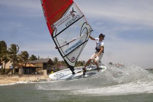 PWA Freestyle Windsurfing Vietnam 2011