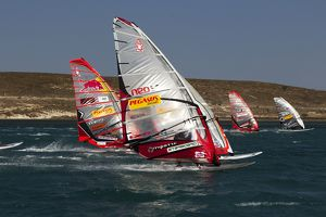 PWA Slalom Windsurfing Turkey 2011