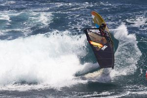 PWA Wave Windsurfing in Tenerife 2011