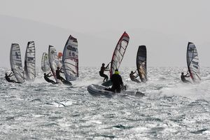 Race Action From Fuerteventura